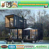 40 FT Flat Pack Shipping Container Two Bedroom Prefab Container House