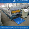 High Grade Aluminium Step Tile Roll Forming Machine