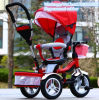 Baby Tricycle Rotary Seat / Kids Tricycle with EVA Tire / Folding Baby Tricycle with Umbrella