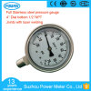 100mm -20 Psi to 75 Psi Vacuum Compound Pressure Gauge