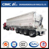 Cimc Huajun 4axle 85cbm Side-Tipping Semi-Trailer for Mining Site