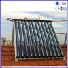 Split Heat Pipe Solar Collector for Building
