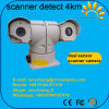 Scanner Multi-Functional Sensor Detection 4km PTZ Thermal Camera Network Car Mounted