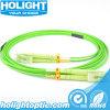 Om5 LC to LC Duplex Multimode Corning Fiber Optic Cable