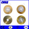 Tin Coated HSS Circular Saw Blade for Cutting Metal Tube