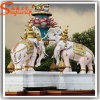 Garden Decoration Fiber Glass Artificial Sculptures Statues
