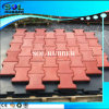 High Quality Color Through Interlock Rubber Mat