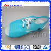New Style Soft PVC Side Women Sandals (TNK50046)