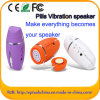Pill Shape Vibration Mini Wireless Bluetooth Speaker for Free Sample