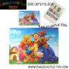 Wooden Cartoon Winnie Jigsaw Puzzle Toy (CXT14274)