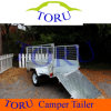 Hydraulic Tipping Container/Box Agriculture Trailer