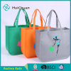 Recycable Non Woven Handbags Gift Shopping Bag