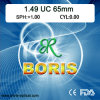 65mm UC Cr39 1.499 Single Vision Optical Lens