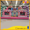 Used Party Jumpers Candy Big Inflatable Bear Bouncy House for Girl Toy (AQ01666-2)