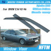 Window Visor Sun Guard Rain Deflector Vent Shade for BMW E34 92-96