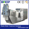 Energy-Saving Ss304 Sludge Manure Dewatering Machine for Water Treatment