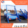 Swing Arm Rubbish Collecting Trucks 3 Cbm Small Garbage Truck
