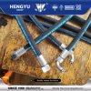 Flexible Rubber Hydraulic Hose En853 1sn 2sn