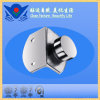 Xc-B2341 Stainless Steel Beaded 90 Degree Single Fixed Clamp