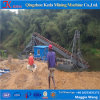 New Condition Bucket Chain Gold Dredger with High Recovery Rate