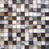 Crystal Glass Mosaic Bathroom Kitchen Tile (HGM309)