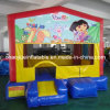 En 14960 Children Dora Inflatable Bouncy Castle (CYBC-563)