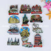 3D Promotional Wooden Magnets in Various Shape of Souvenirs