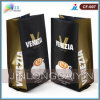 Side Gusset Plastic Coffee Bag
