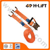 50mm/4t Cargo Strap Ratchet Tie Down with Claw Hook