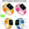 0.96′′ LCD Screen Kids GPS Watch with Sos Call for Emergency Cal