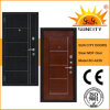 Armored Security Steel MDF Door with PVC Skin (SC-A226)