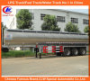 Heavy Duty Tri-Axle 45000liters Aluminum Alloy Oil Tank Trailer