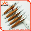 Eco-Friendly Bamboo Ball Pen for Laser Engraving (EP0467)