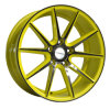 Thin Spokes Painted Inner Groove Alloy Wheel UFO-370