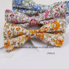 Printed Floral Casual Neck Bow Tie