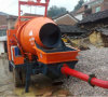 Self-Loading Concrete Mixer Truck with Hydraulic Pump with Good Price