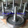 Shaft and Alloy Steel Wheel
