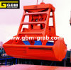 Radio Remote Control Grab Supplier for Vessel Crane