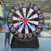 Sport Games Custom PVC Inflatable Darts/Sport Game Inflatable Foot Darts