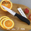 OEM China Factory Portable Ceramic Paring Fruit Knife with Cover