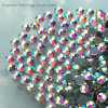 Lead-Free Rhinestone Hot Fix Transfer Motif for Clothing, Sew on Rhinestones
