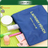 Outdoor Printed Polyester Travel Wash Cosmetic Bag with Zipper