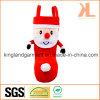 Polyester High Quality Christmas Decoration Santa Style Red Candy Boot