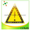 High Brightness Triangle Solar Powered LED Traffic Sign