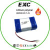 Exc802535 Lithium Polymer Battery Pack