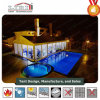 Big White Waterproof PVC Roof Top Tent for Outdoor Weddings and Parties