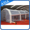 Gaint Inflatable Paintball Tent / Inflatable Paintball Shooting Cage for Sports Games Ce Approved