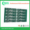 Doube Layer Rigid PCB Board for Security Systems Manufacturing