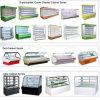 Supermarket Air Curtain Upright Freezer Open Chiller Commercial Supermarket Refrigerators