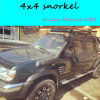 4WD Vehicles Snorkel Kit for Nissan Navara D22n & Terrano 2